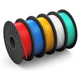 Spools of Hook-Up and Lead Wire