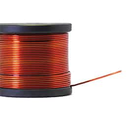 Spool of magnet wire