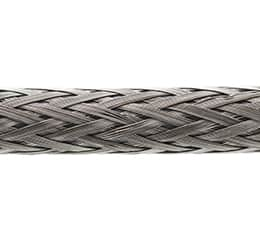 Tinned Copper Braid Clsoe Up